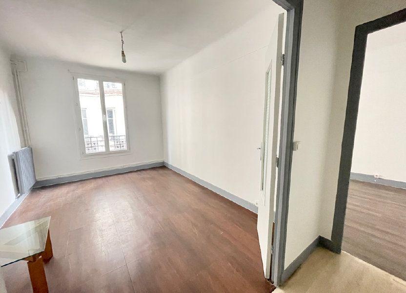 Appartement à louer 52.06m2 à Pantin
