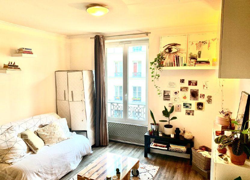 Appartement à louer 18.92m2 à Paris 20