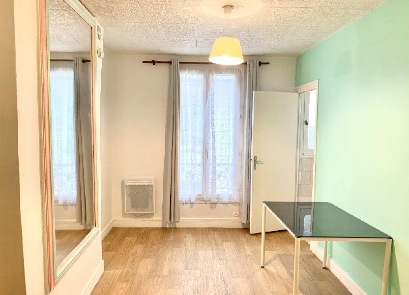 Appartement à louer 19.07m2 à Paris 19