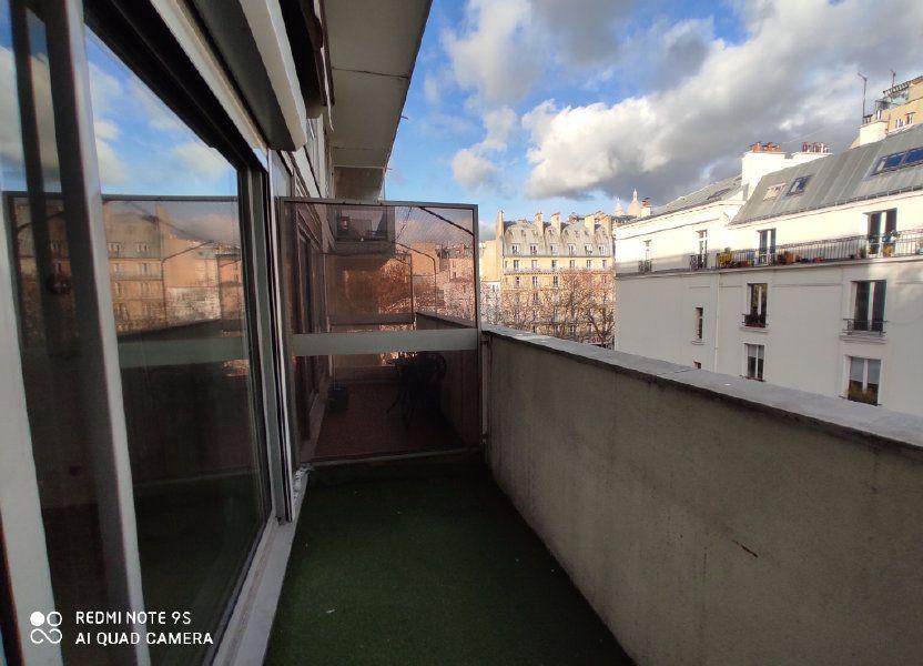 Appartement à louer 31.78m2 à Paris 9