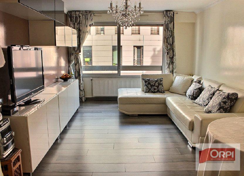 Appartement à vendre 72.6m2 à Paris 19
