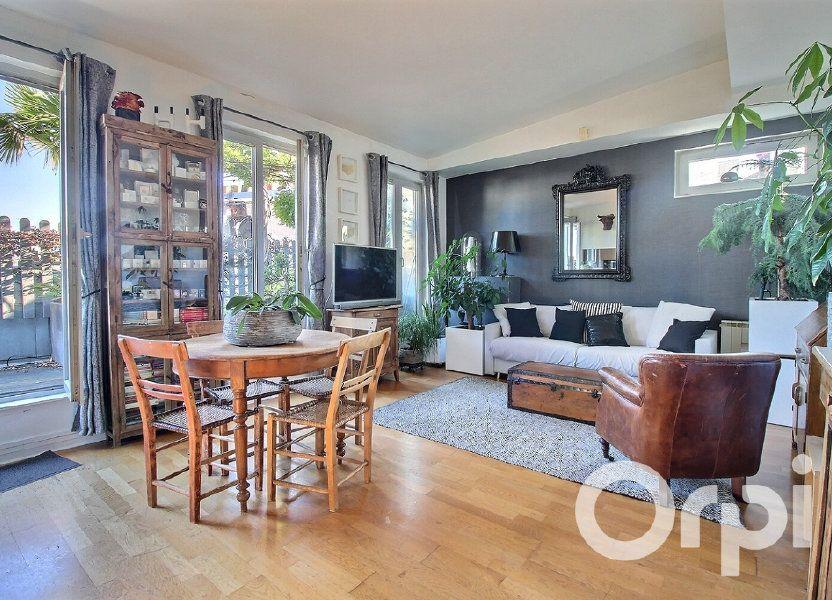 Appartement à vendre 47m2 à Paris 19