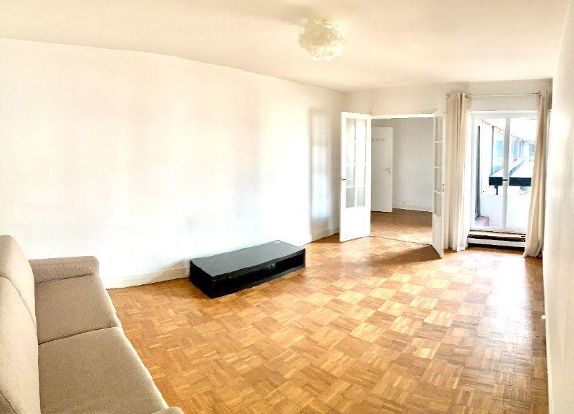 Appartement à louer 46.51m2 à Paris 20