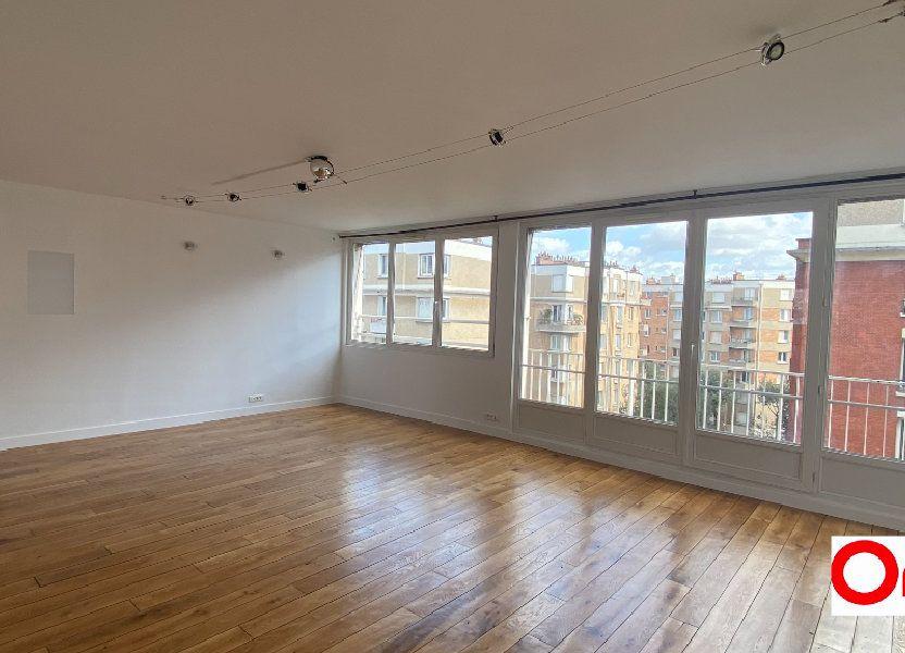Appartement à vendre 86m2 à Paris 19