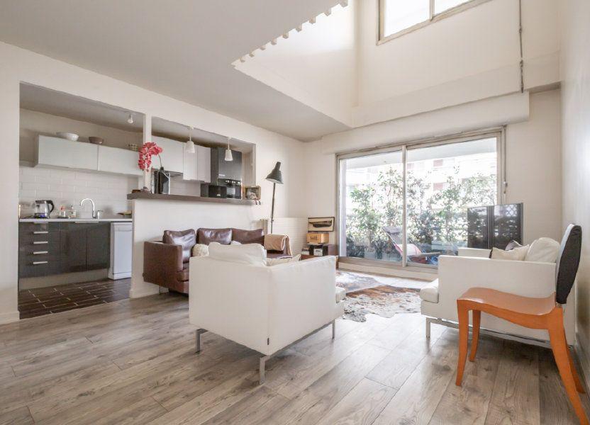 Appartement à vendre 108m2 à Paris 19