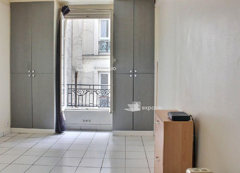 Appartement à vendre 15.3m2 à Paris 20