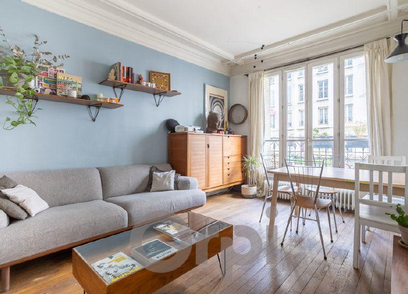 Appartement à vendre 65m2 à Paris 19