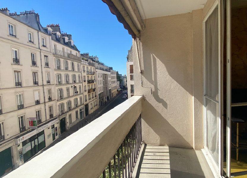 Appartement à vendre 69m2 à Paris 19