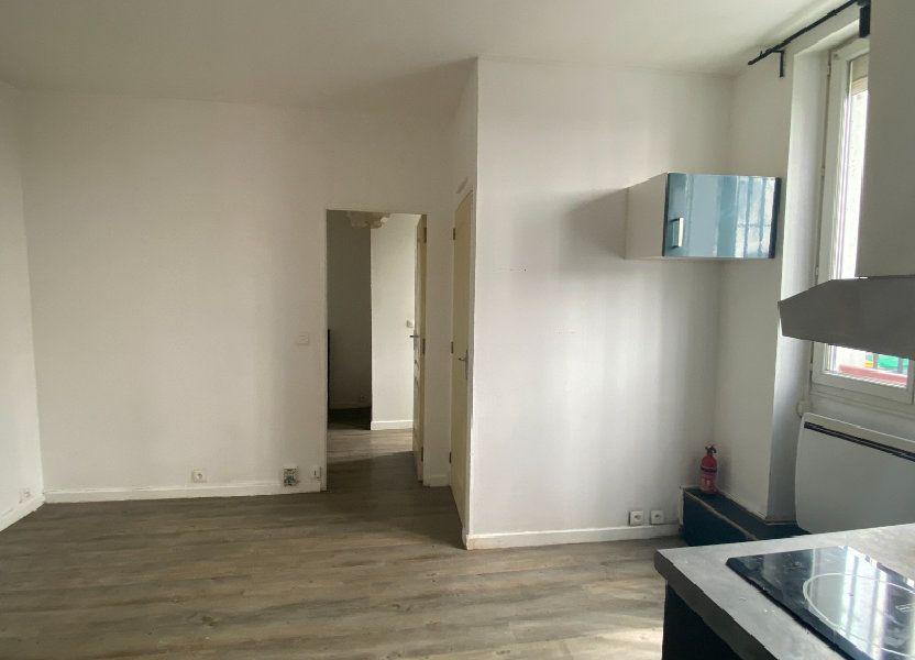 Appartement à vendre 23.26m2 à Paris 19