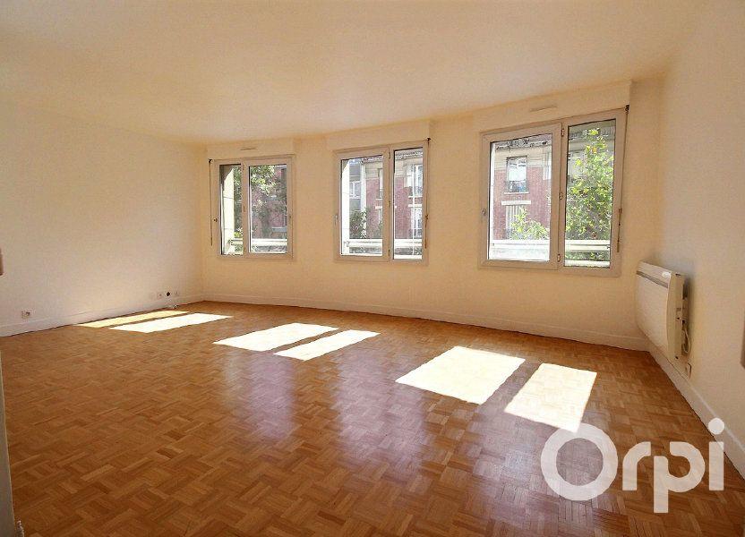 Appartement à vendre 95.5m2 à Paris 19