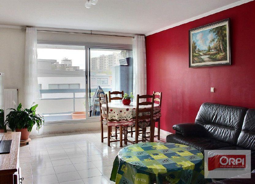 Appartement à vendre 87m2 à Paris 19