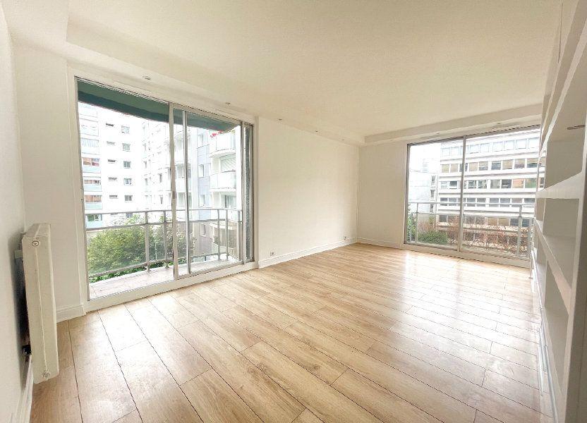 Appartement à vendre 78m2 à Paris 19