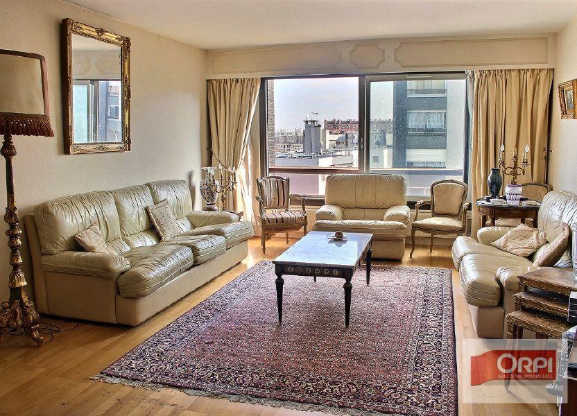 Appartement à vendre 112m2 à Paris 19