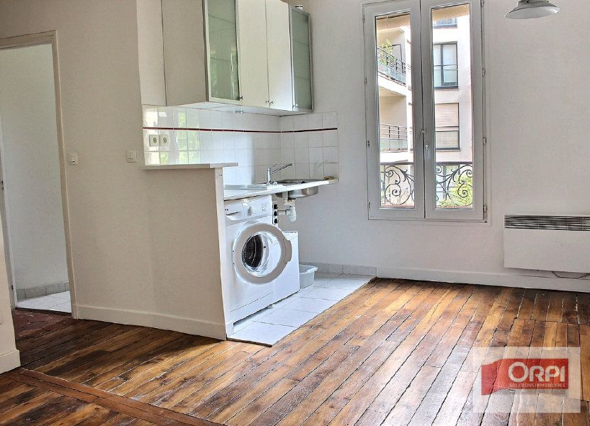 Appartement à vendre 21m2 à Paris 19