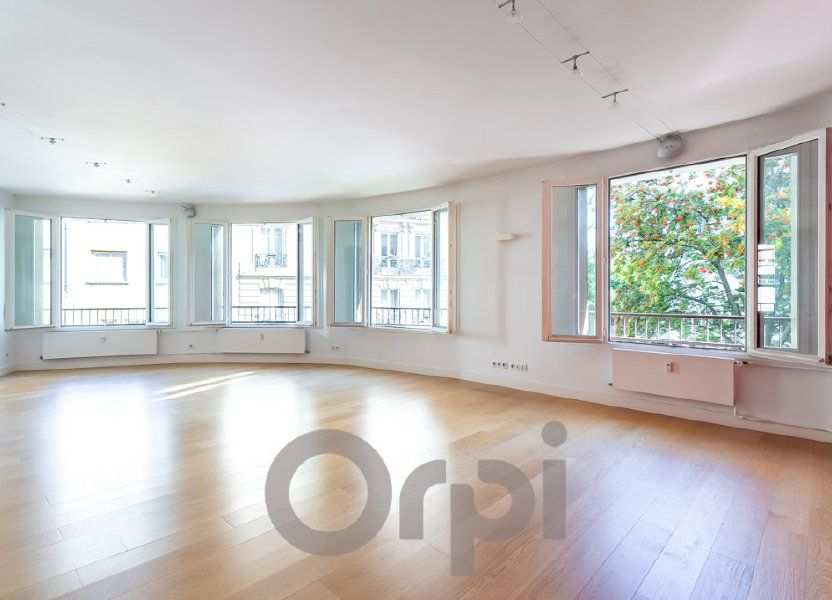 Appartement à vendre 117.09m2 à Paris 19