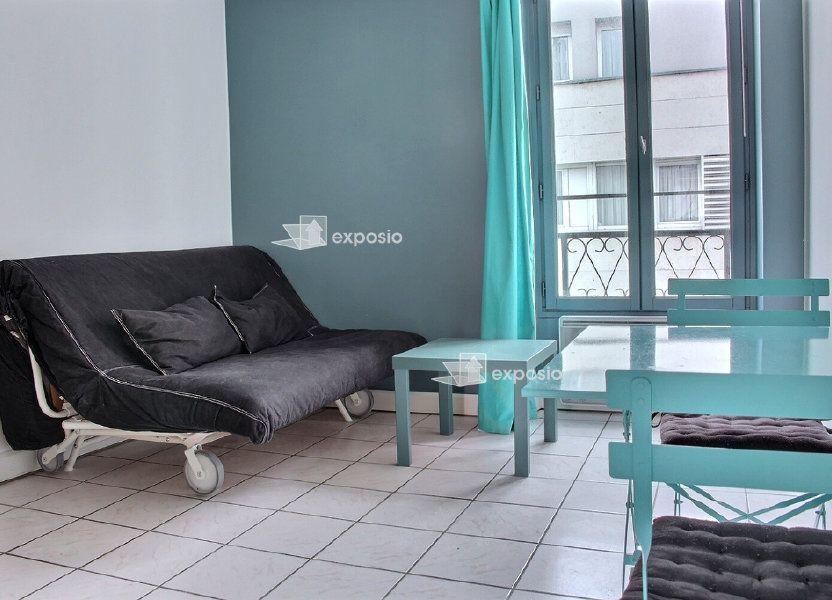 Appartement à vendre 20m2 à Paris 19