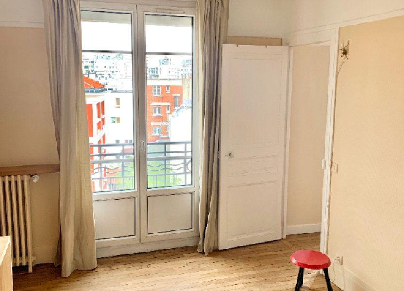 Appartement à louer 42.41m2 à Paris 20