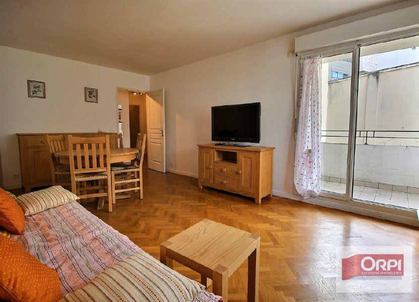 Appartement à vendre 49.92m2 à Paris 19