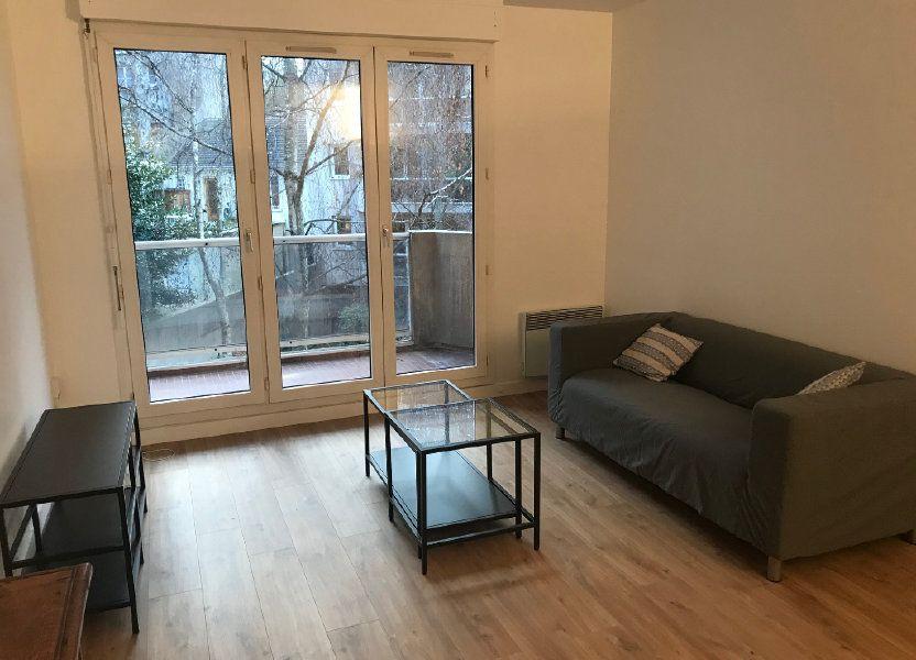 Appartement à louer 50.5m2 à Paris 19
