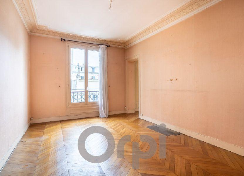Appartement à vendre 73m2 à Paris 19