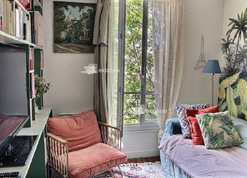 Appartement à louer 57.05m2 à Pantin