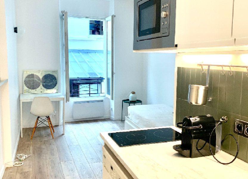 Appartement à louer 17.34m2 à Paris 20