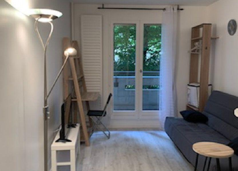 Appartement à louer 18.2m2 à Le Pré-Saint-Gervais