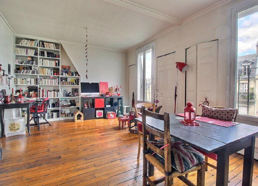 Appartement à vendre 38m2 à Paris 20