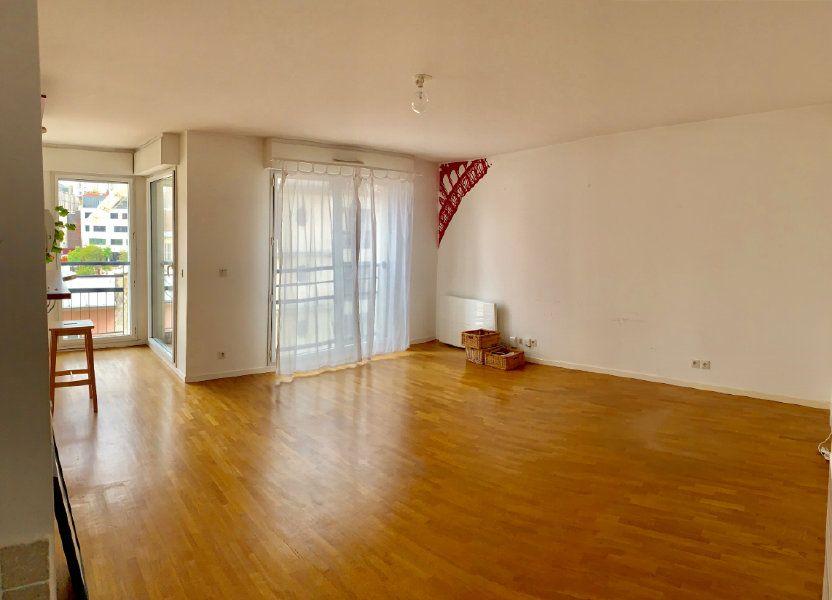 Appartement à louer 73m2 à Paris 20