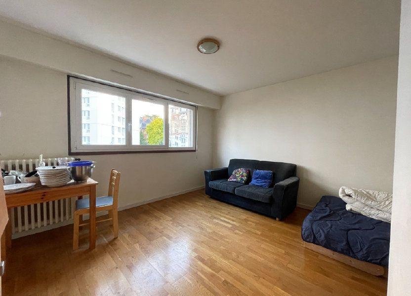 Appartement à louer 26.44m2 à Paris 19