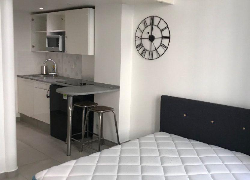 Appartement à louer 18.1m2 à Paris 19