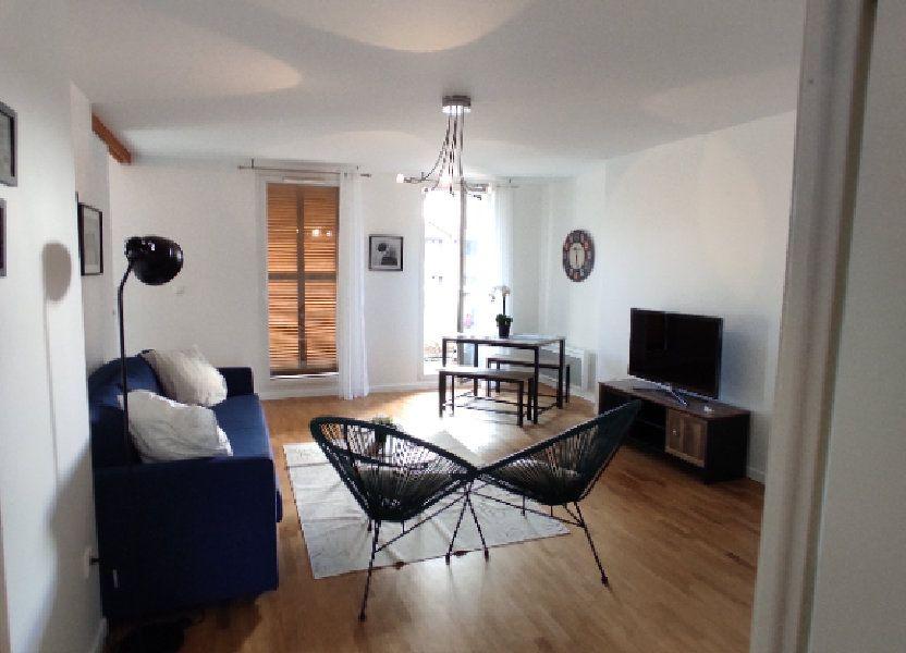 Appartement à louer 66m2 à Aubervilliers