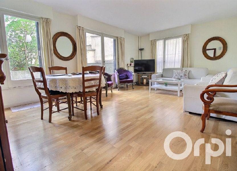 Appartement à vendre 72m2 à Paris 19