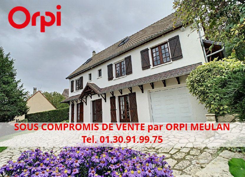 Maison à vendre 181.7m2 à Hardricourt