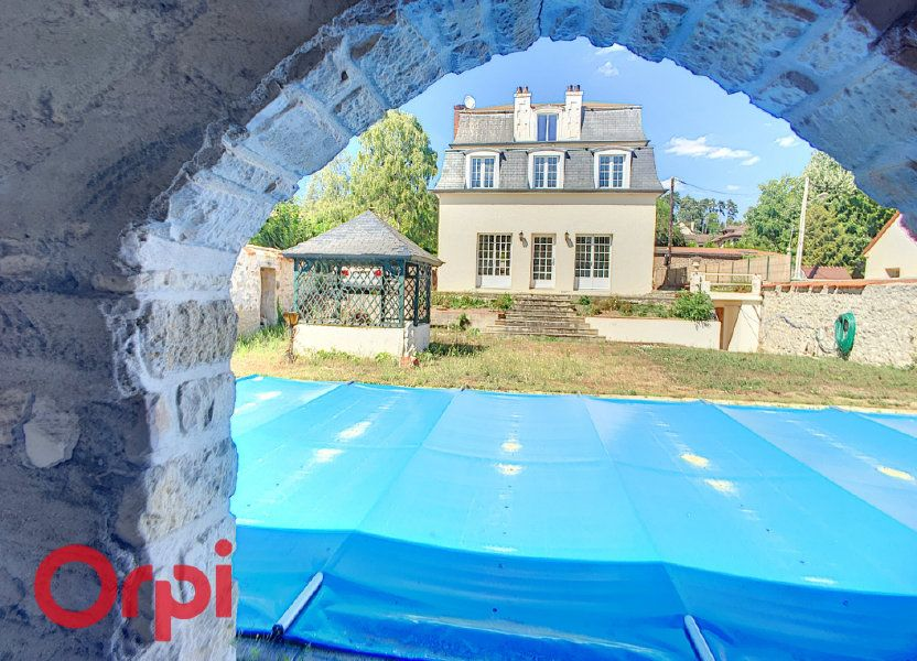 Maison à vendre 155m2 à Brueil-en-Vexin
