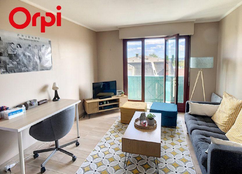 Appartement à vendre 33.27m2 à Meulan-en-Yvelines
