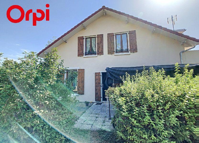 Maison à vendre 192m2 à Hardricourt