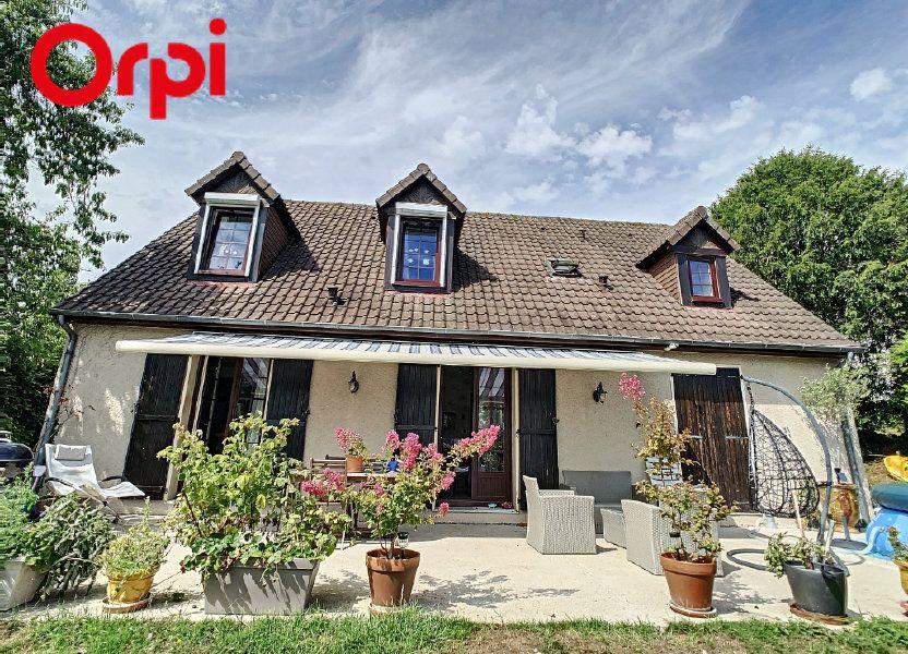 Maison à vendre 120m2 à Mézy-sur-Seine
