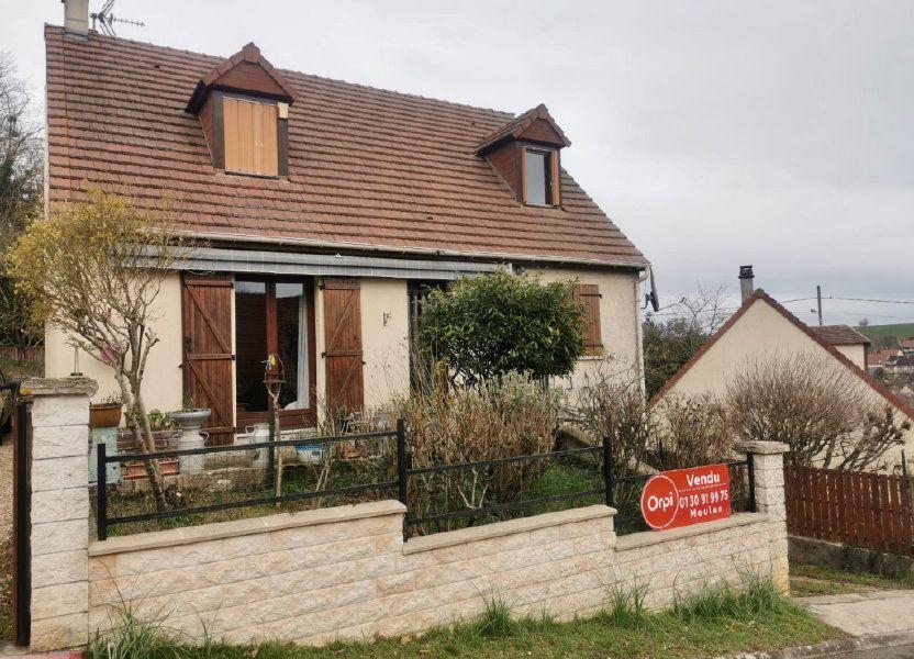 Maison à vendre 119m2 à Gaillon-sur-Montcient