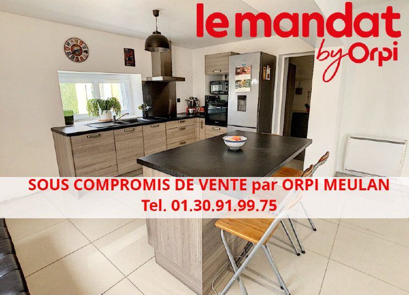 Maison à vendre 100m2 à Tessancourt-sur-Aubette