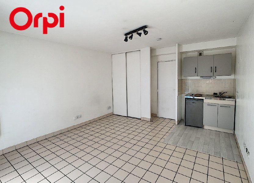 Appartement à louer 24.5m2 à Meulan-en-Yvelines