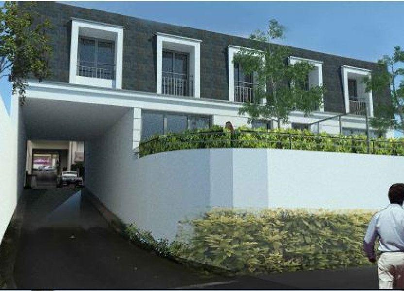 Appartement à vendre 56.3m2 à Noisy-le-Grand