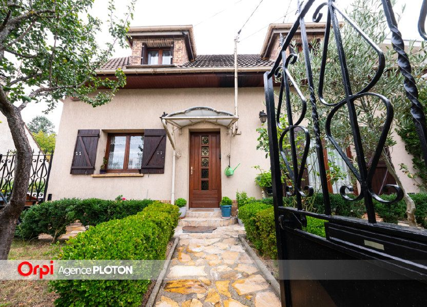 Maison à vendre 103m2 à Noisy-le-Grand