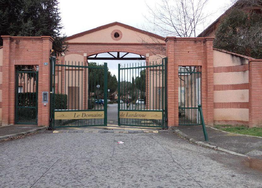 Appartement à louer 24.1m2 à Toulouse