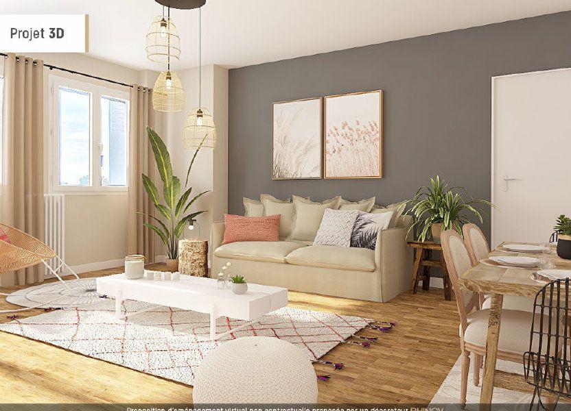 Appartement à vendre 77.16m2 à Toulouse