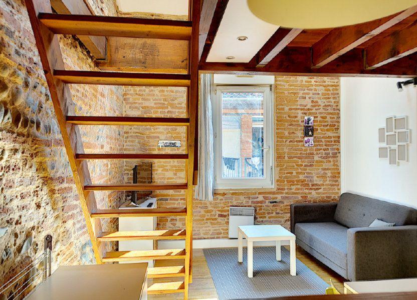 Appartement à louer 31.6m2 à Toulouse