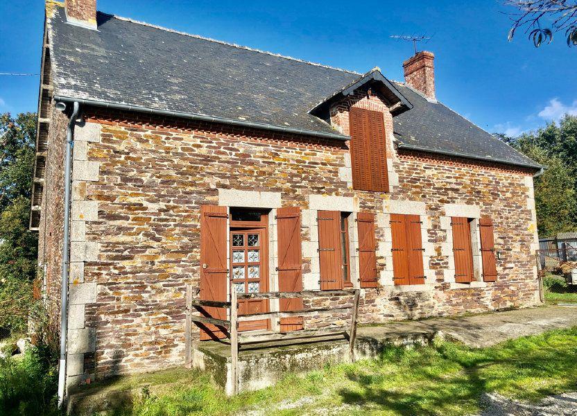 Maison à vendre 94.14m2 à Retiers