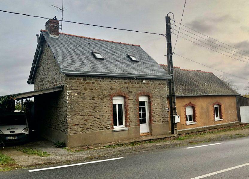 Maison à vendre 118m2 à Bais