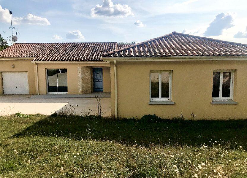 Maison à vendre 161m2 à Saint-Jouvent