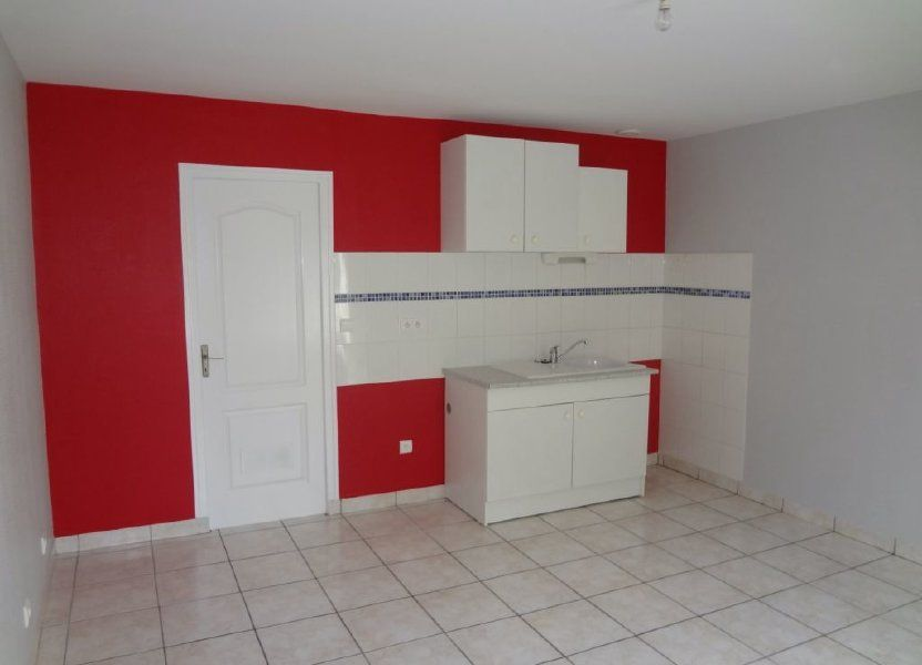 Appartement à louer 41.87m2 à Nieul